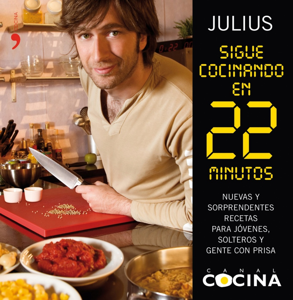 Sigue cocinando en 22 minutos - Julius Portra10