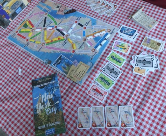 Jeux de voyage ou en petit format  (travel board games) Jeu_le19