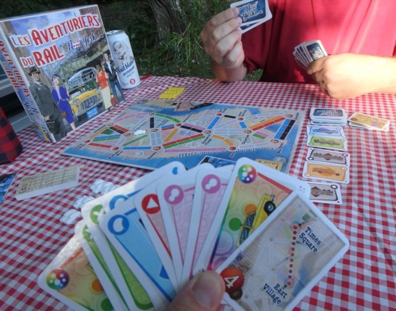 Jeux de voyage ou en petit format  (travel board games) Jeu_le21
