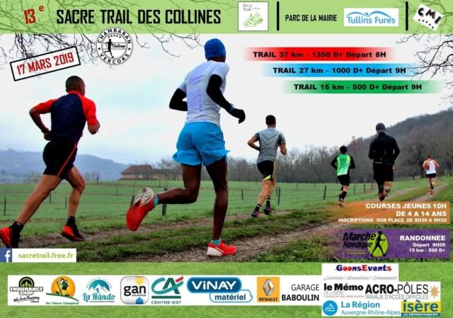 Sacré Trail des Collines 17-03-2019 53833910