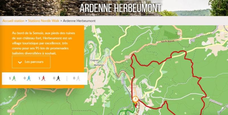 Station Nordik Walk Ardenne-Herbeumont - (BE) Ardenn10