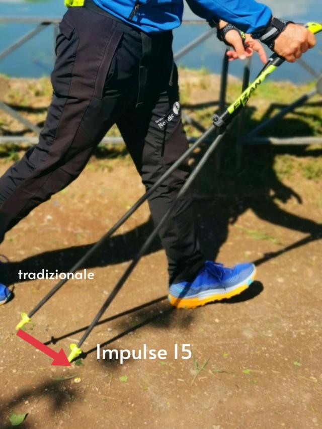 bâtons - Les bâtons Fizan Impulse 15 Fabio310