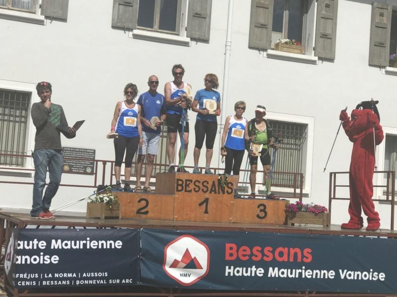 Encore du Bleu à la Marche Nordique des Alpes (06/07/2019) Img_3910