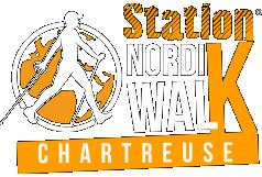 Station Nordik Walk de Chartreuse (38) - Parcours de Marche Nordique Logo-s10