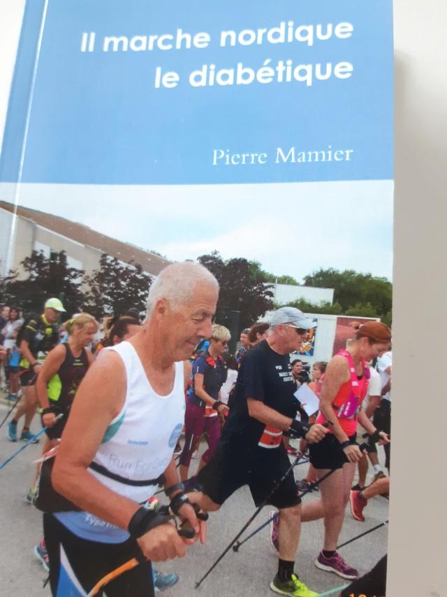 Il Marche Nordique Le Diabétique Mamier10