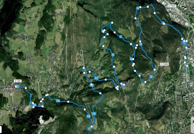 Grenoble - Villard de Lans (Part 1) Part110