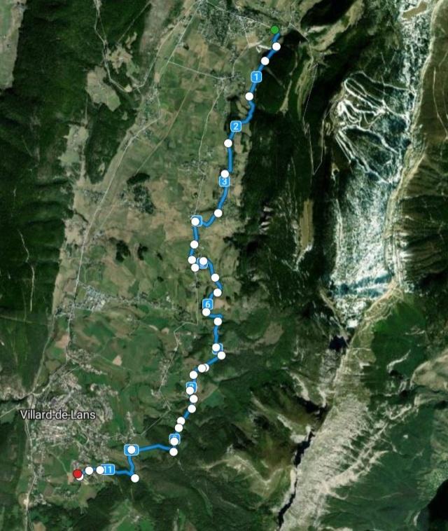 Grenoble - Villard de Lans (Part 3) V310