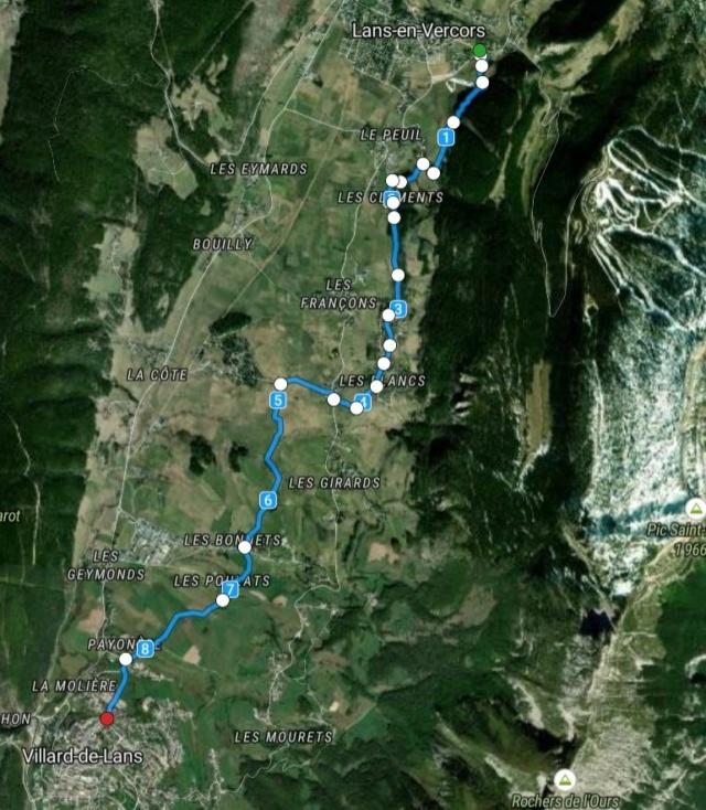Grenoble - Villard de Lans (Part 3) Ver310