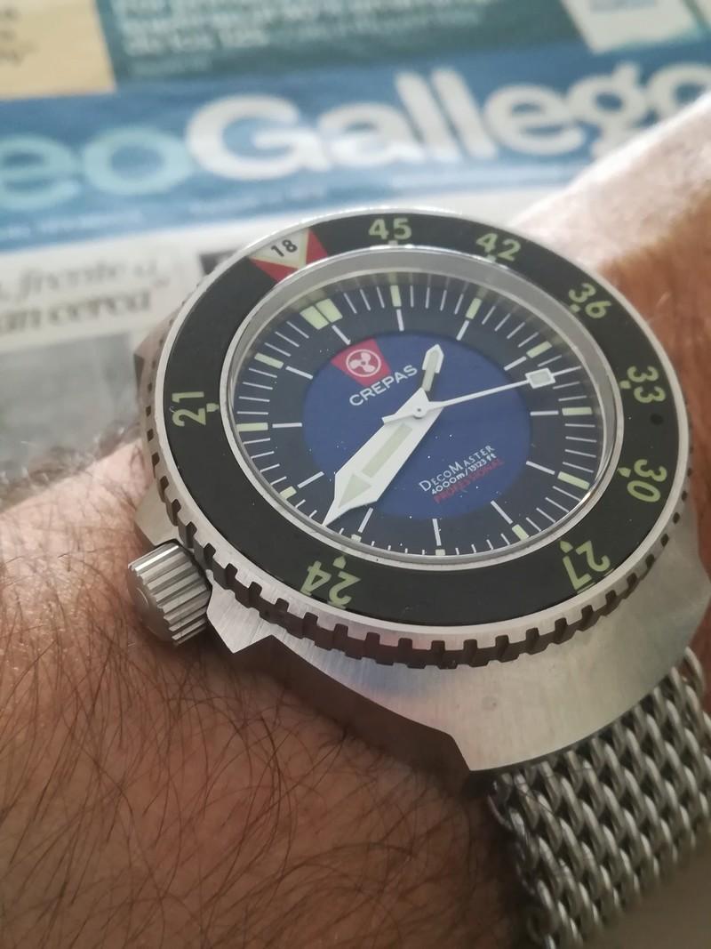 ¿Que reloj llevamos hoy? - Página 11 20180610