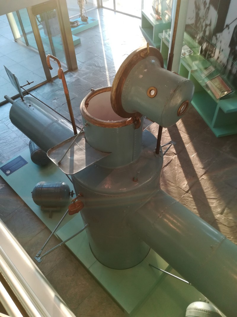 120 Aniversario mini submarino Sanjurjo Badia 20180821