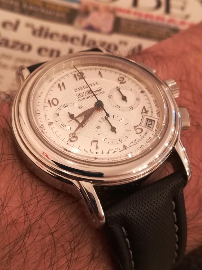 ¿Que reloj llevamos hoy? - Página 9 20190115