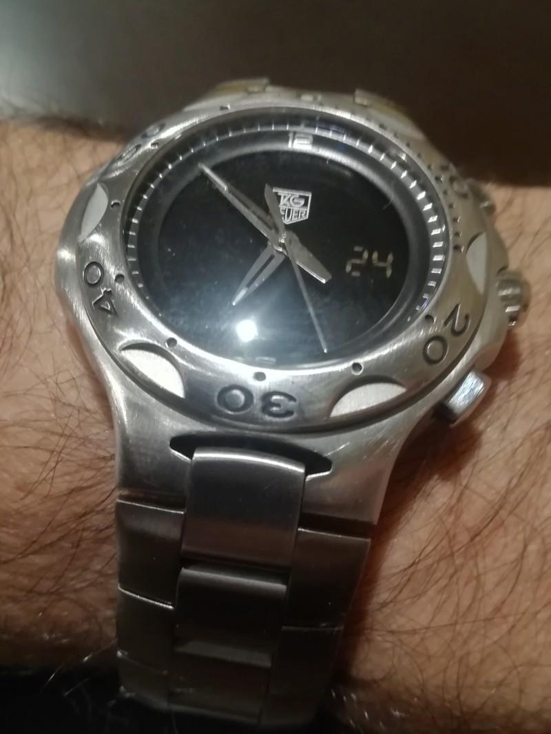 ¿Que reloj llevamos hoy? - Página 9 20190119