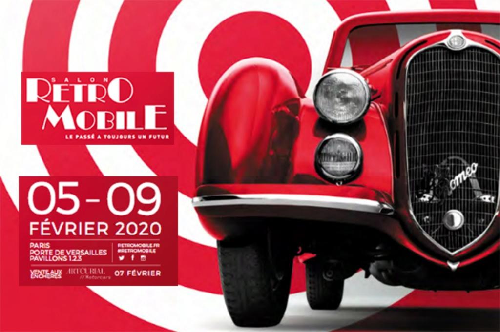 RETROMOBILE Paris 5-9 février 2020 174810