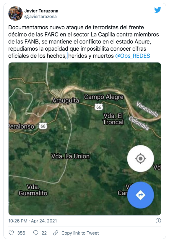 Operaciones Militares de la FANBV - Página 7 Captur33