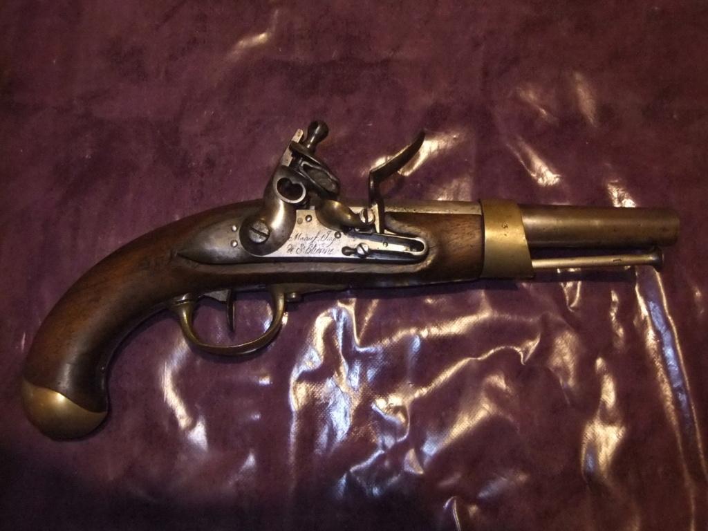 Pistolet AN XIII Dscf6253