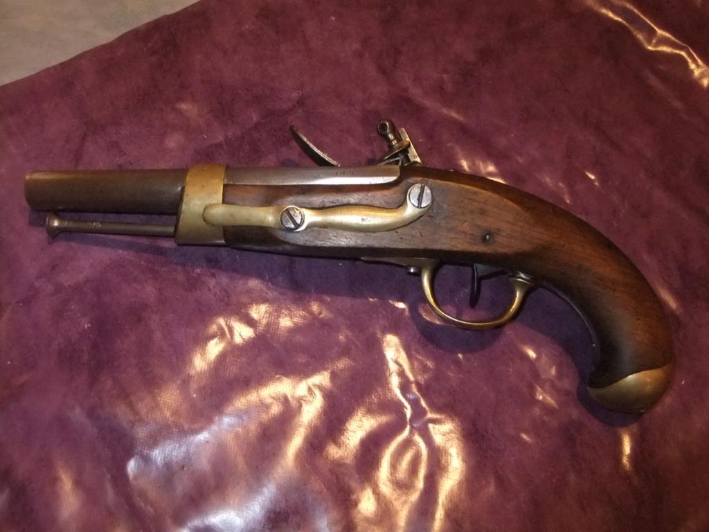 Pistolet AN XIII Dscf6322