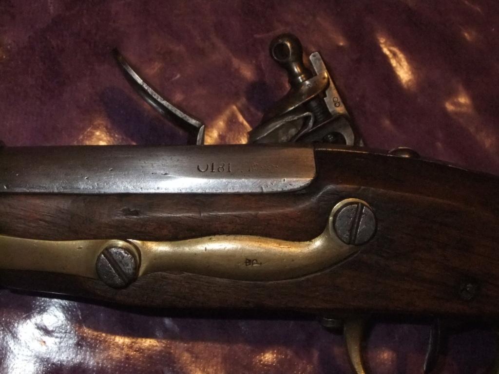 Pistolet AN XIII Dscf6323