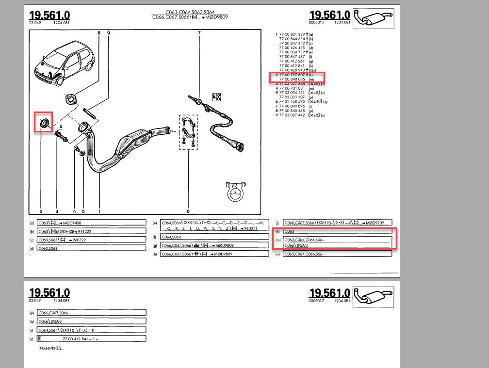C3g engine head removal (SUJET EN ANGLAIS)  2018-010