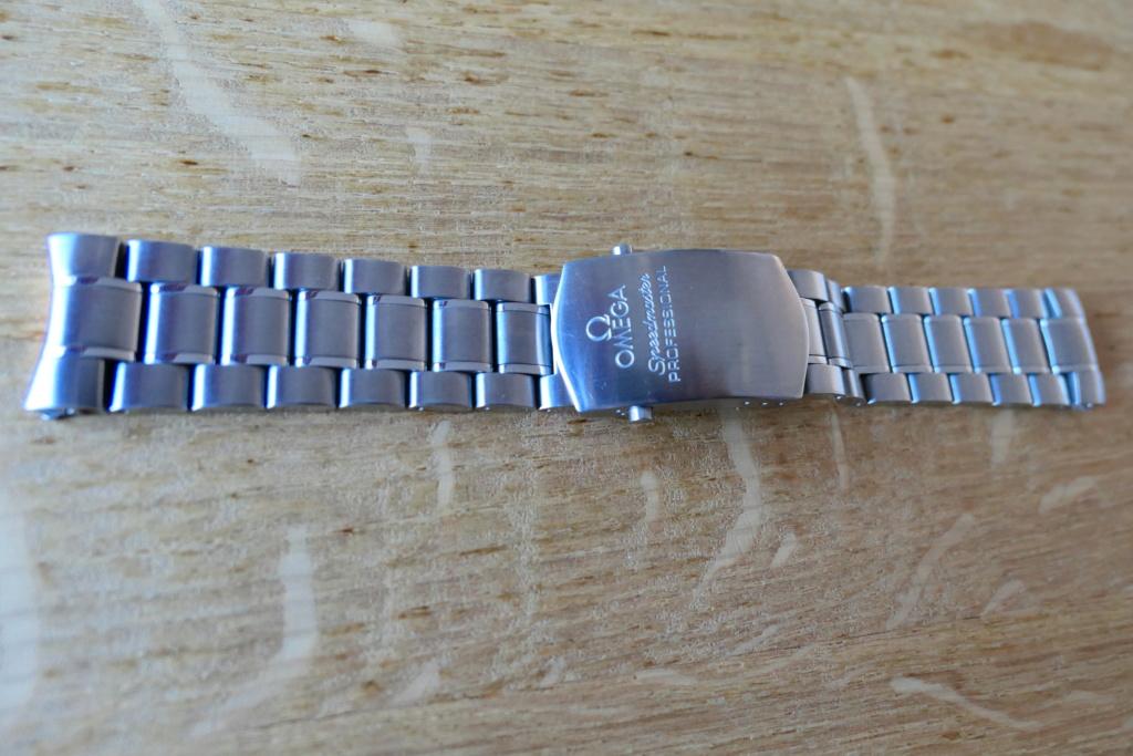 Vends - [Vends] Bracelet Acier Omega Speedmaster 1998/840 - 350€ P1000410