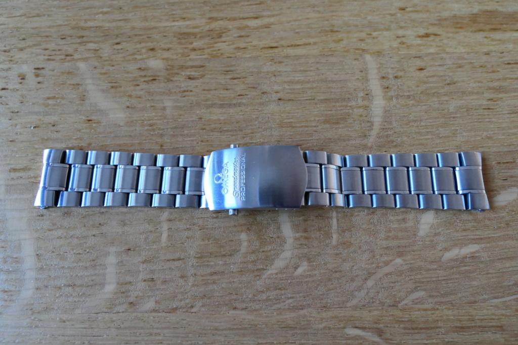 Vends - [Vends] Bracelet Acier Omega Speedmaster 1998/840 - 350€ P1000411
