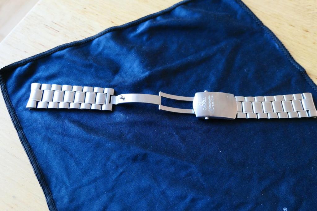 Vends - [Vends] Bracelet Acier Omega Speedmaster 1998/840 - 350€ P1000412