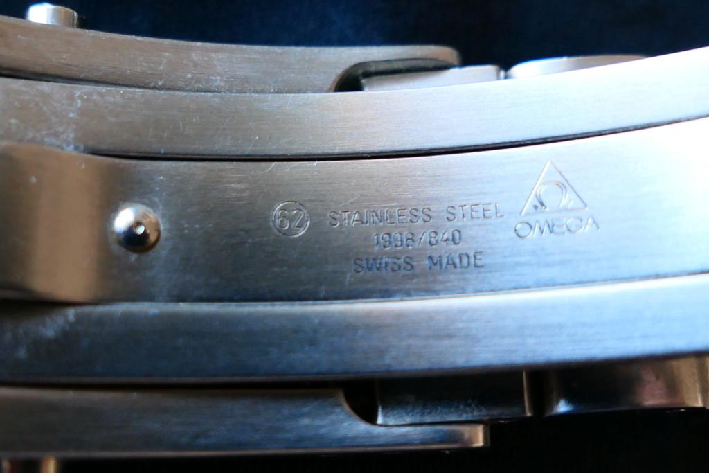 Vends - [Vends] Bracelet Acier Omega Speedmaster 1998/840 - 350€ P1000413