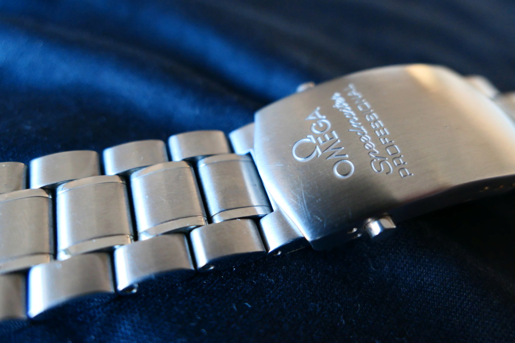 Vends - [Vends] Bracelet Acier Omega Speedmaster 1998/840 - 350€ P1000414