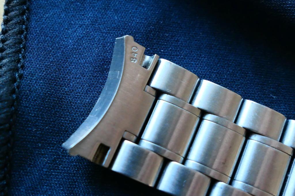 Vends - [Vends] Bracelet Acier Omega Speedmaster 1998/840 - 350€ P1000415
