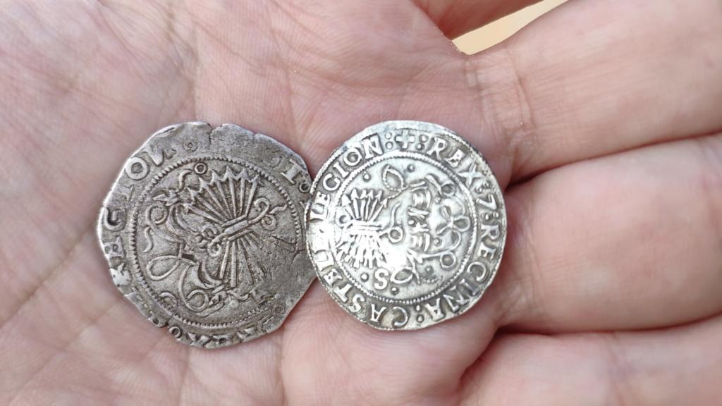 2 reales Reyes Católicos Granada Img_2055