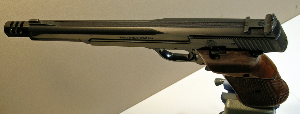 """For Sale:1959 S&W 7 3/8"""" M41 1959_m11"""