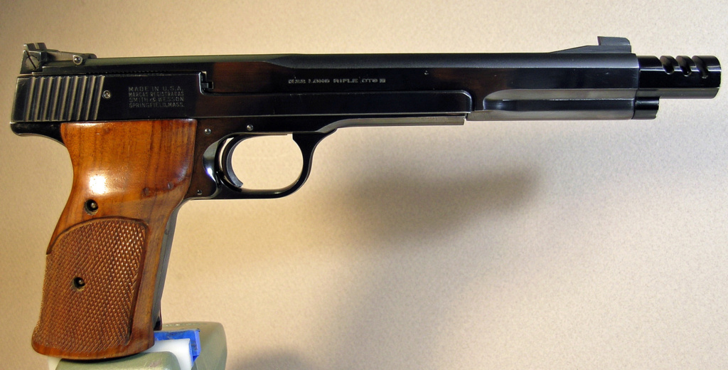 """For Sale:1959 S&W 7 3/8"""" M41 1959_m12"""