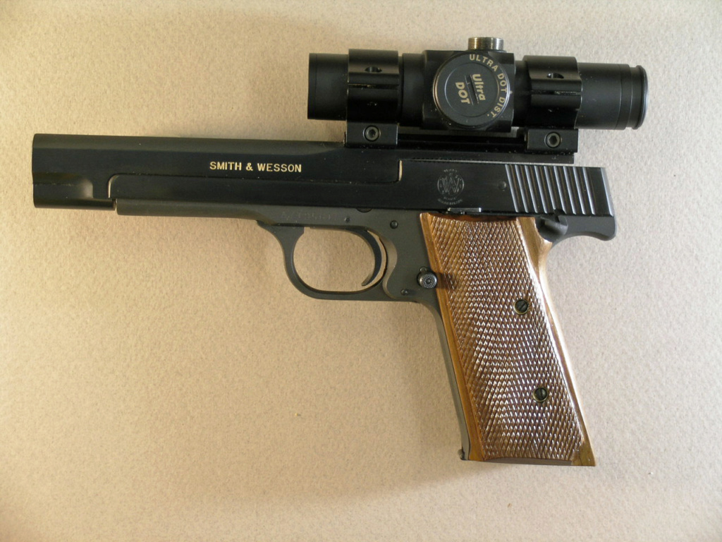 For S&W M41 Lovers 7-25-110