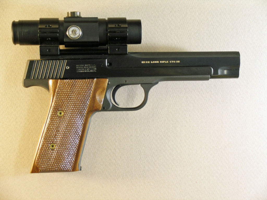 For S&W M41 Lovers 7-25-111