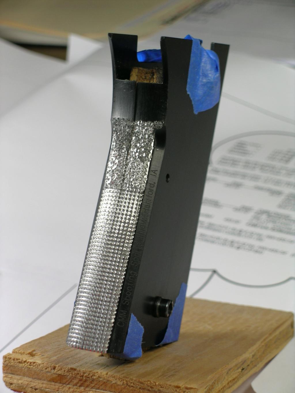 Found: WTB: 1911 Frame Adapter for Hammerli 208S Cmm_2013
