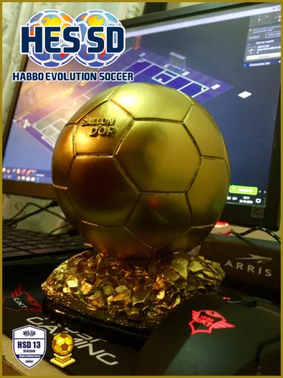 [Balón de Oro HES-SD]  Premio por Envío [EXCLUSIVO] Balond10
