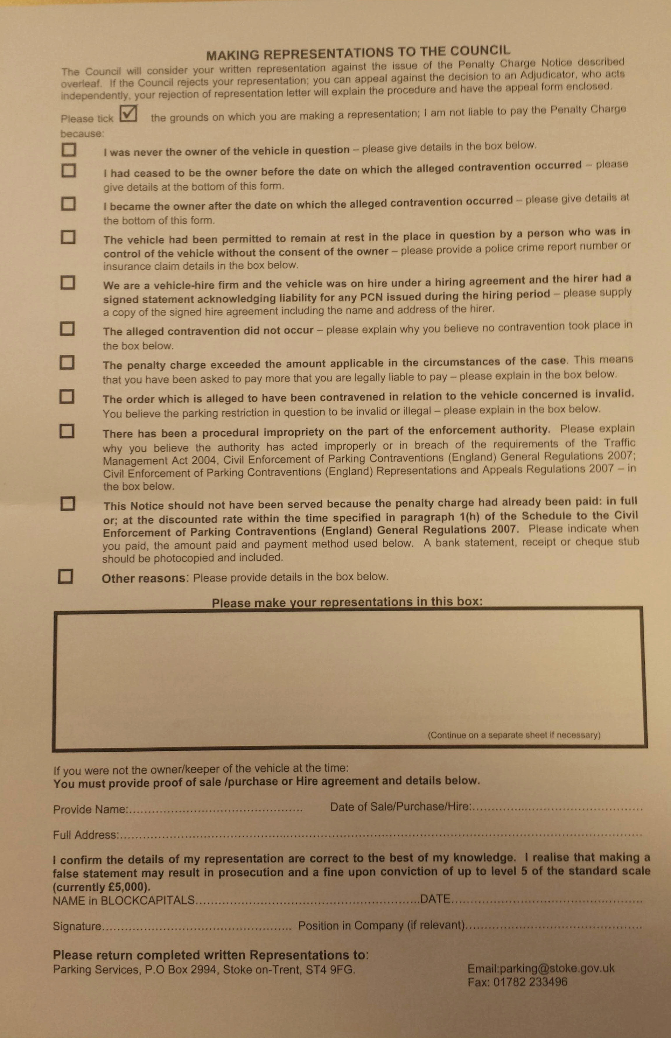 remedy for P.C.N/COUNCIL TAX - Page 2 Notice11