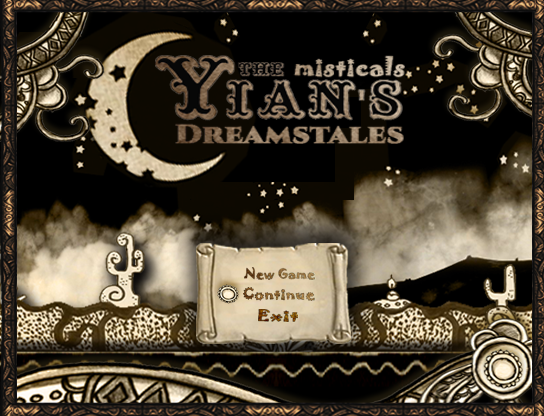 The Misticals Yian's Dreamstales Escena12