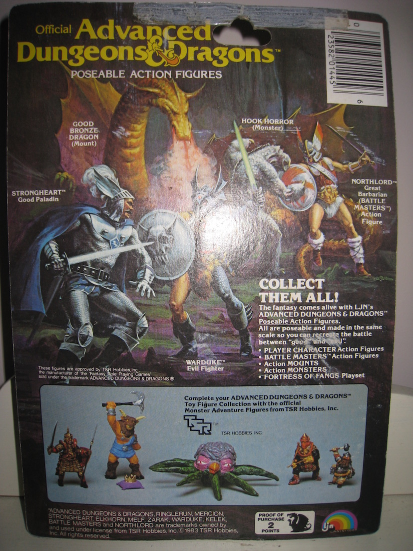 Does anyone else collect LJN Dungeons and Dragons figures  - Page 9 Img_0810