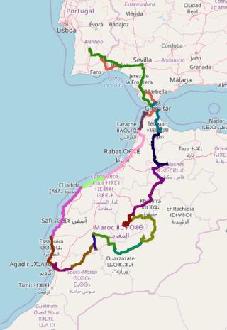 Marrocos Expedition 2018 Track10
