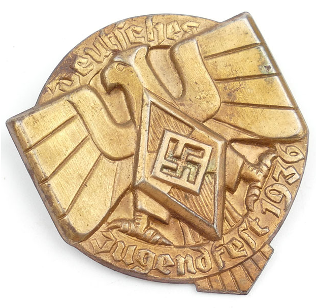 Etui à cigarette HitlerJugend 2019-102