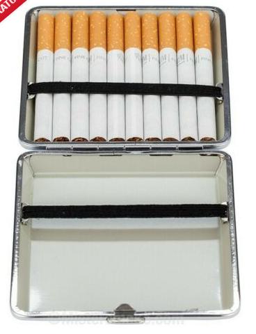 Etui à cigarette HitlerJugend 2019-104