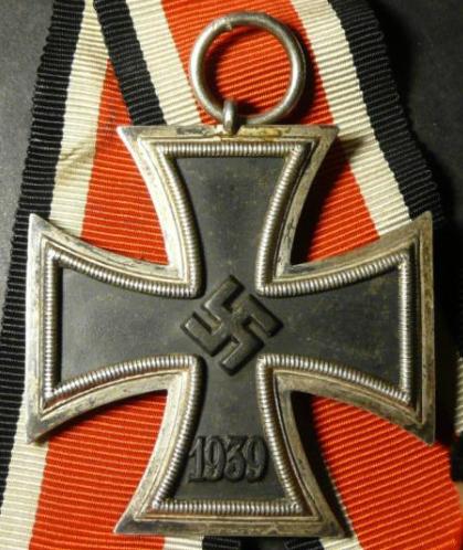 Authentification croix de fer allemande ww2 2019-114