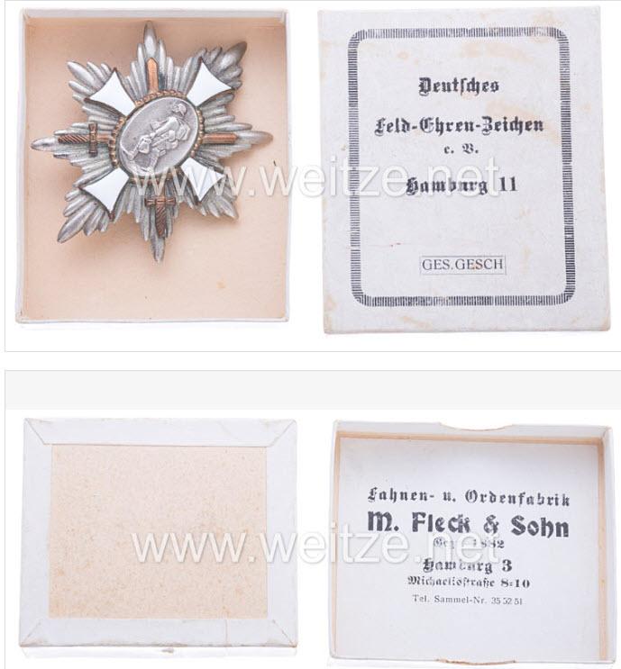 Deutsche Feld-Ehrenzeichen.  2020-013