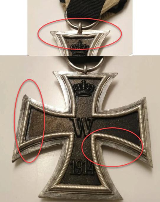 Croix de fer ww1  2020-042