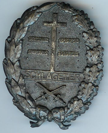 Un schlageterschild (corps francs allemands) 2020-072