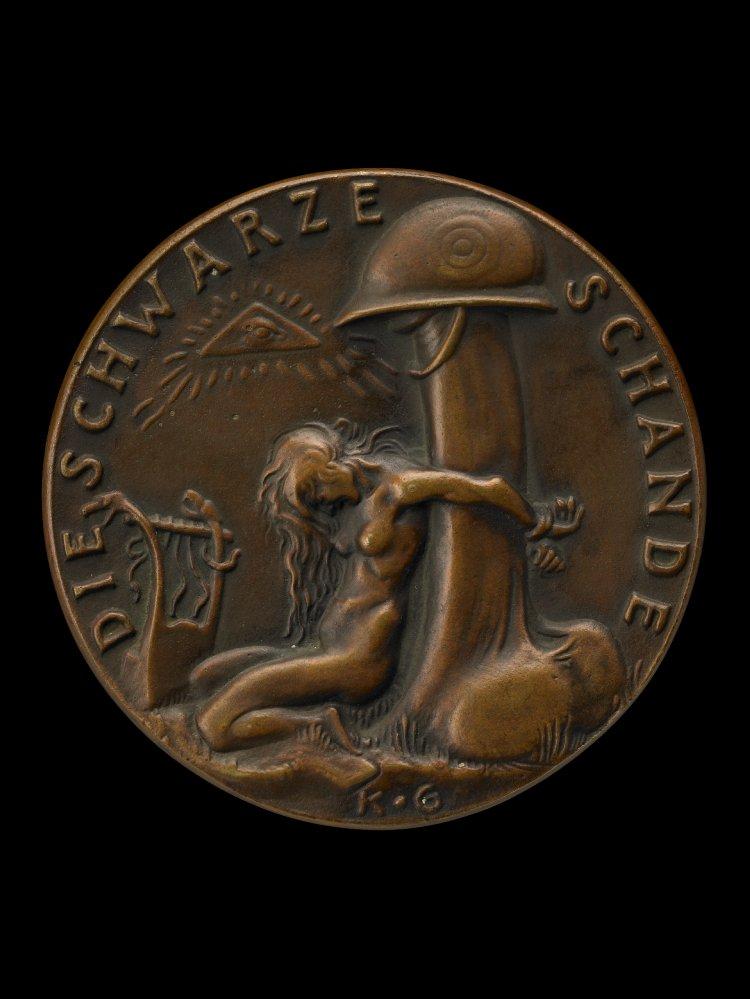 medaille de Karl Goetz An005011