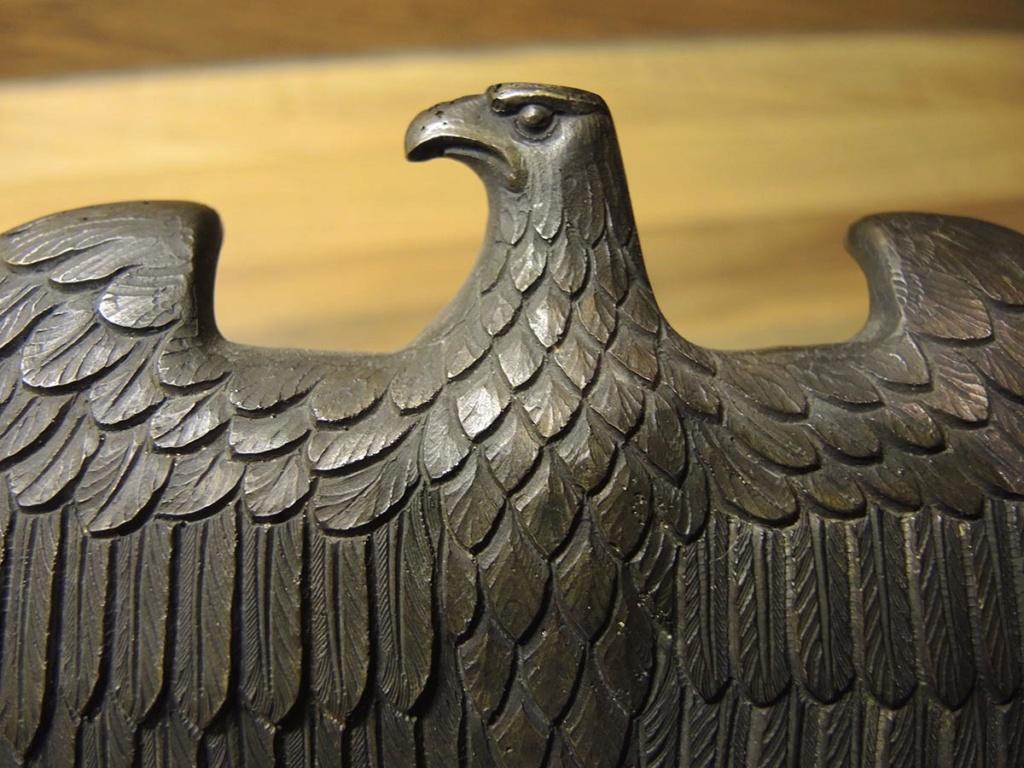 Statue aigle allemand Dscn4010