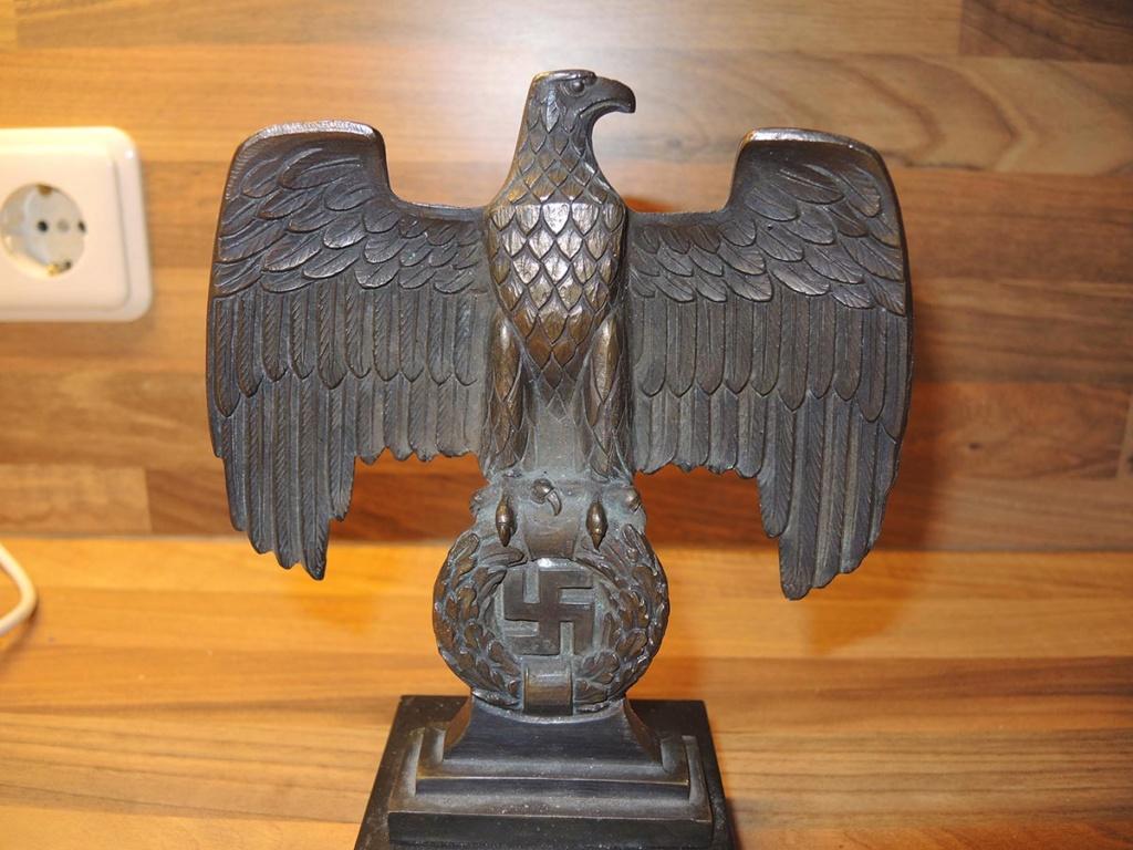 Statue aigle allemand Dscn4012