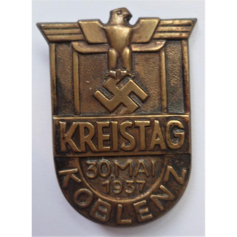 Estimation insignes allemand German10