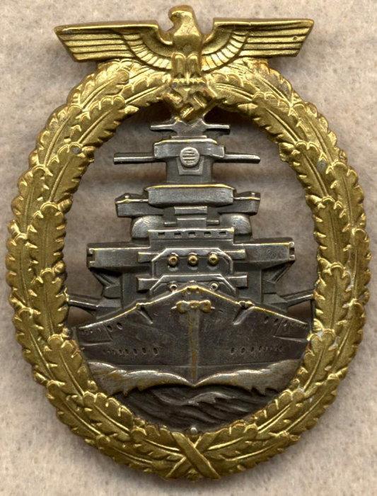 Badges kriegsmarine s-boat et haute-mer High_s10